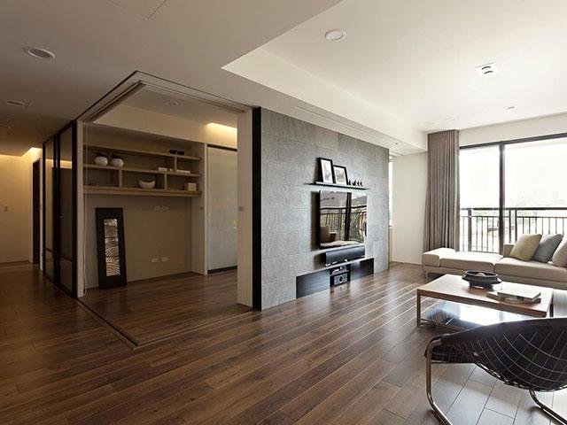 Vách ngăn thạch cao chống cháy thường được dùng trong các khu chung cư rất tiện lợi, tiết kiệm chi phí